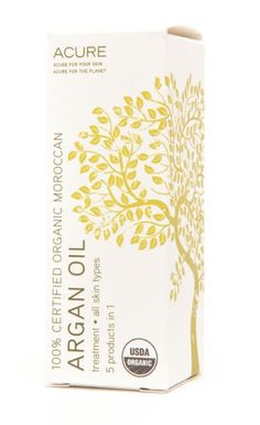 Acure Organic Aromatherapeutic Moroccan Argan Oil
