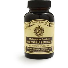 Pure Madagascar Vanilla Bean Paste. This will change your baking forever!
