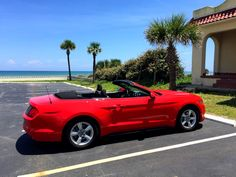 Autofahren in den USA Miami, Ford Mustang, Bmw, Autos, Atlantic Ocean, Us Travel, Travel Destinations, Viajes, Tips