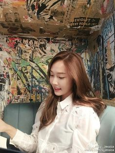 Check out the Sunday selfies from Jessica Jung Taeyeon Jessica, Jessica & Krystal, Krystal Jung, Snsd Fashion, Girl Fashion, Jessie, Jessica Jung Fashion, Ex Girl, Ice Princess