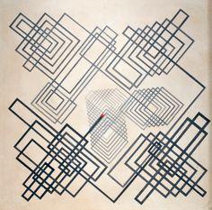 Oskar Fischinger, One Line, 1949