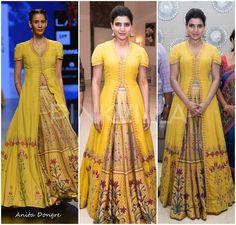 Celebrity Style,anita dongre,Samantha Prabhu