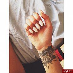 tatuaż róża na nadgarstku - Szukaj w Google
