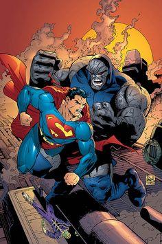 Action Comics #829 by Tony Daniel