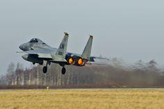 The Aviationist » U.S. Air Force F-15C jets intercept Russian spyplane over the Baltic