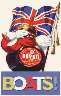 """"""" Bovril had been a staple in pantries all over France and Britain for generations. It should come as no surprise, then, that when London found itself with a massive deadly human waste build up in the..."""