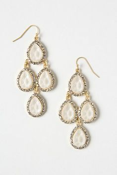 REVEL: Sparkle Drop Earrings