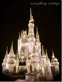 Disney at Christmas