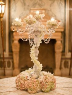 Wedding Candle Centerpieces | Weddings Romantique   Keywords: #weddingcandles #jevelweddingplanning Follow Us: www.jevelweddingplanning.com  www.facebook.com/jevelweddingplanning/
