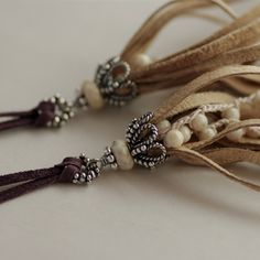 Necklace Finishing Details