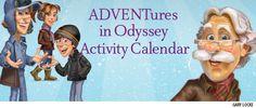 ADVENTures in Odyssey FREE Advent Calendar
