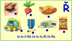 ABECEDA PÍSMENO Ř Education, Logos, Logo, Onderwijs, Learning