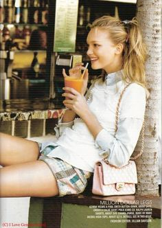 Teen Vogue Magazine Photograph