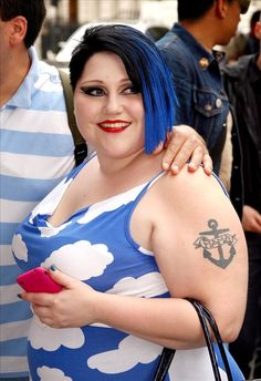 Beth Ditto...... LOVE HER!