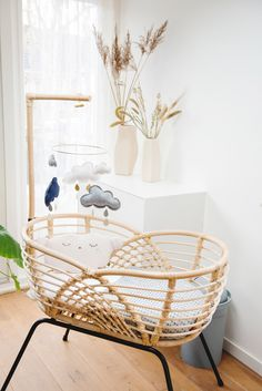 Best Indoor Garden Ideas for 2020 - Modern Girl Nursery Bedding, Nursery Room Decor, Baby Bedroom, Baby Room Closet, Baby Room Curtains, Bohemian Baby Nurseries, Bohemian Nursery, Kids Playroom Colors, Baby Boys