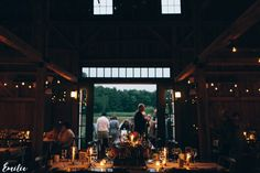 Photography: Emilie inc. | Venue: The Barn at Flanagan Farm, Buxton | Coordination, Design and Florals (from Snell Family Farm): Lani Toscano Design | Lighting: The Event Light Pros