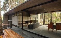 Casa Cher | Luciano Kruk de BAK Architects, Mar Azul, Bosque, Argentina