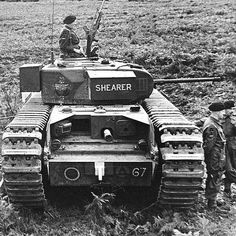Infantry tank Мk IV Churchill I General Motors, British Army, British Tanks, British Armed Forces, Armored Fighting Vehicle, Ww2 Tanks, Battle Tank, World Of Tanks, Military Weapons