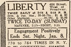 101 Years Ago: The Birth of a Nation Had its First Screenings