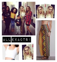 """""""PERRIE EDWARDS INSPIRED OUTFIT:*"""" by costina-raftu ❤ liked on Polyvore featuring Free People"""