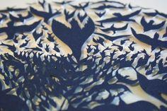 Beautiful Cutout by Sarah Dennis