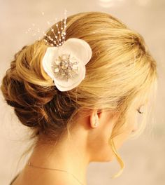 Wedding Hairstyles | Haircuts, Hairstyles 2016 and Hair colors for ...