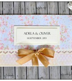 Adela & Oliver Wedding Invitation