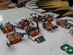 Edison Robot Race