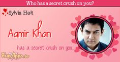 Sylvia Holt: Find Out Who Has A Secret Crush On You.