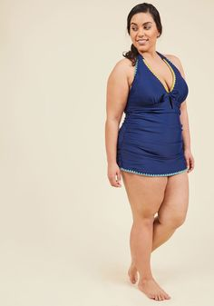 79f5f13521 Star of the Shore One-Piece Swimsuit - 1X-3X