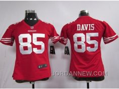http://www.jordannew.com/nike-women-nfl-jerseys-san-francisco-49ers-85-davis-red-top-deals.html NIKE WOMEN NFL JERSEYS SAN FRANCISCO 49ERS #85 DAVIS RED CHEAP TO BUY Only $23.00 , Free Shipping!