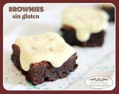 Brownies sin gluten free gluten