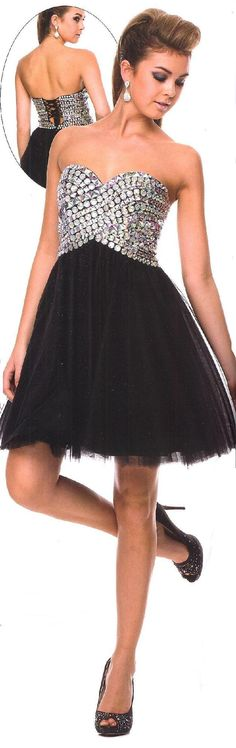 Diamond edition prom dresses