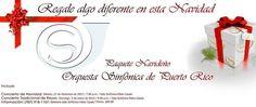 Orquesta Sinfónica de Puerto Rico: Esta Navidad #sondeaquipr #orquestasinfonicapr #cba #santurce