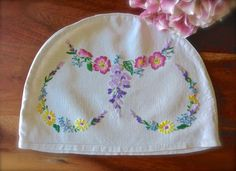 Check out this item in my Etsy shop https://www.etsy.com/uk/listing/461290604/hand-embroidered-vintage-floral-linen