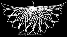 Netted Lace from Tatting and Netting - version 2