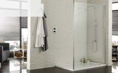 Aquadart AQ2011 Walk-In Wetroom - 1000mm