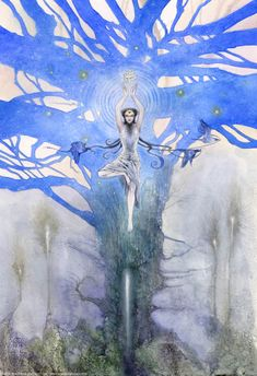 Dreamdance - Serenity by puimun Stephanie Law: continuing the Dreamdance Oracle project with Satyros Phil Brucato - Author