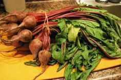 Reviving Wilted Vegetables, Greens  Herbs