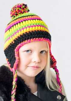 Virkattu pipo SK 2/14. Knitted Hats, Crochet Hats, Winter Hats, Knitting, Scarfs, Inspiration, Google, Accessories, Caps Hats