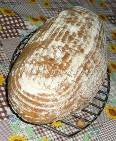Kváskový chleba 1-2-3 s ovesnýma vločkama Slow Cooker, Dairy, Food And Drink, Baking, Bakken, Crock Pot, Backen, Sweets, Pastries
