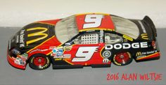 2007 Kasey Kahne McDonald's Dodge - Photo by Alan Wiltsie