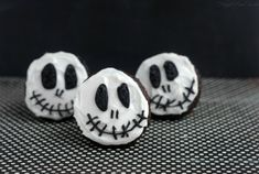 Jack Skellington cupcakes: It's easier than you might think to decorate these…