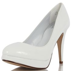Delicious Womens Eiffel Glossy Closed Toe Dress Platform Pump Professional Women Stiletto Heel