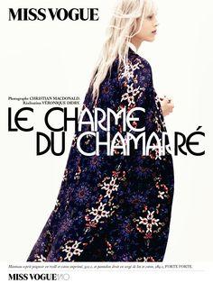 Mc Do, Vogue Paris, Vogue Magazine, Graphic Tank, Sequin Skirt, Sequins, Tank Tops, Mars, Skirts