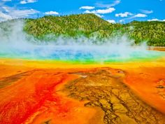 Scientists Believe the Yellowstone Park Supervolcano is 250% Larger Than Previously Thought | Inhabitat - Sustainable Design Innovation, Eco Architecture, Green Building