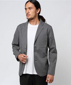 【ZOZOTOWN 送料無料】Audience(オーディエンス)のテーラードジャケット「ギャバジンストレッチ2Bテーラードジャケット」(AUD2814)を購入できます。
