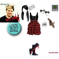 """""""Mad Queen"""" by ittybittykittyy on Polyvore"""