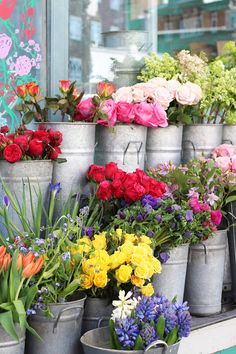 Wild at heart flower shop on westbourne grove notting hill this week spring flowershome mightylinksfo