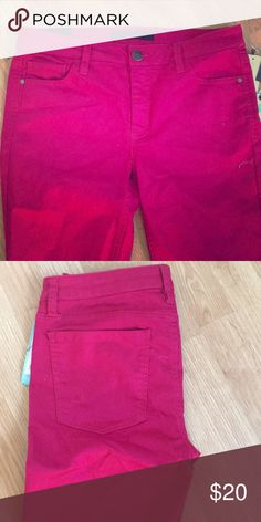 eb63370512e44 Brand new fuchsia skinny jeans New with tags